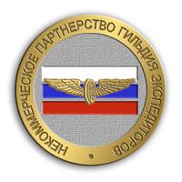 Золотой значок НК Гильдия экспедиторов