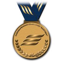 За золотой вклад в развитие спорта