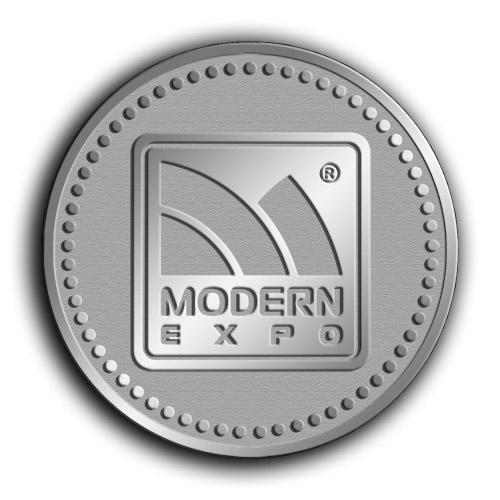 Корпоративная медаль Компании Модерн-Экспо.