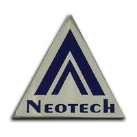 Серебряный значок компании Неотэк