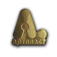 Золотой значок Компании «Артпласт»