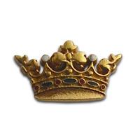 Золотой нагрудный значок Международного союза дворян.