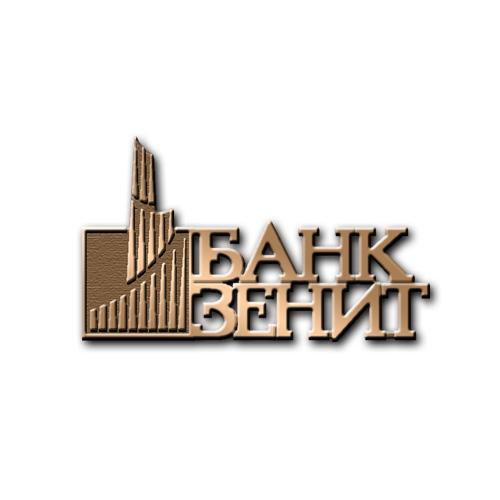 Корпоративный значок банка ЗЕНИТ